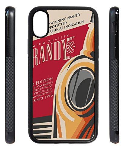 SainCat Custodia iPhone X Cover iPhone XS Specchio Portafoglio