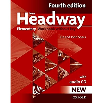 New Headway : Elementary Workbook without key (1CD audio)