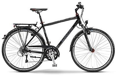 "Winora Trekkingrad 30-Gang Shimano XT Orinoco 28"" schwarz/grau/silber 2014 Herren (Rahmenhöhe 52)"