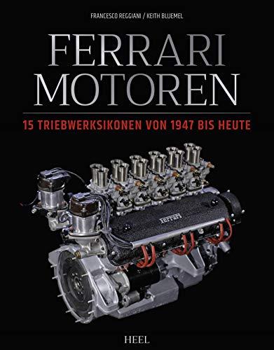 Ferrari Motoren: 15 Triebwerksikonen von 1947 bis heute