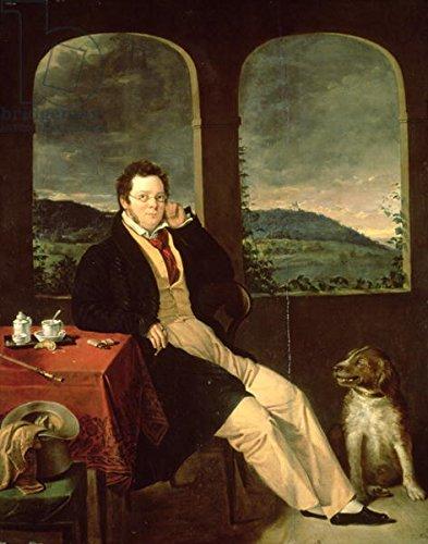 """Preisvergleich Produktbild Poster-Bild 30 x 40 cm: """"Portrait of Schubert"""",  Bild auf Poster"""