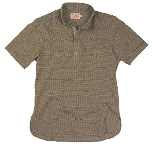 Whillas&Gunn -  Camicia Casual  - A quadri - Uomo Blu