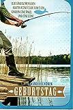 Geburtstagskarte - Für Angler Angeln Fischen - Einen wunderschönen Geburtstag - 50-H0184