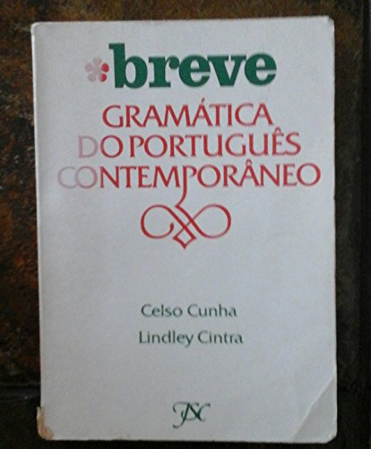 breve-gramatica-do-portugues-contemporaneo