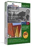 Norwegisch-Businesskurs, DVD-ROM Norwegisch-Sprachkurs mit Langzeitgedächtnis-Lernmethode. Niveau B2/C1. Integrierte Sprachausgabe mit über 3300 Audio-Vokabeln und...