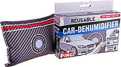 Pingi Dehumidifier for Car and Home - Multicolor