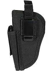 Docooler Fondina per Pistola Destra Sinistra Intercambiabili con Mag Pouch Militare Gear Accessori