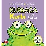 Kurbağa Kurbi Çok Sevimli: 3 Boyutlu Kitap