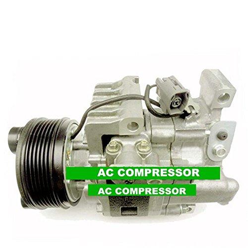 Gowe AC Kompressor für AC Kompressor, Mazda CX-7CX7PV6mit Kupplung 2007-2010eg2161K00egy16145z eg2161450g h12a1al4hx EG21-61-450A EG21-61-450b - Kupplung Ac Mit Kompressor
