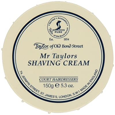 Taylor of Old Bond Street 150g Mr Taylors Shaving Cream Bowl
