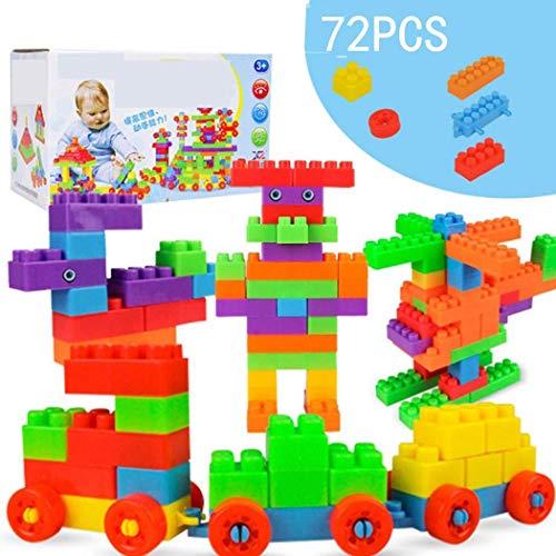 Giocattolo Costruzione per Bambini puzzle blocchi