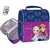 Preisvergleich für Frozen - Disney Mittagessen-Beutel - Lunch Bag 331-02221