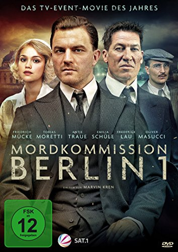 Mordkommission BERLIN 1 (Frederick Hollywood Kostüme)