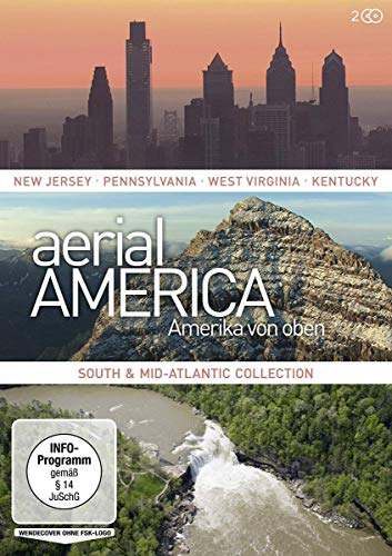 Aerial America - Amerika von oben: South and Mid-Atlantic Collection (2 DVDs)