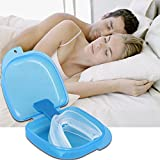 #5: DALUCI NEW Anti Snore Stop Snoring Solution Mouth Guard Piece Sleeping Aid Apnea Relief