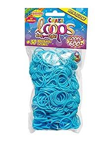 Craze Loops - Anillos de silicona, Mega US Trend, Colores surtidos