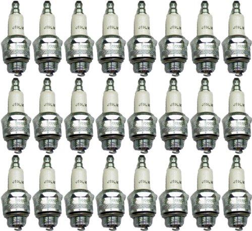 Champion J19LM-24pk Copper Plus Small Engine Spark Plug # 861 Shop Pack of 24 - Champion Small Engine Spark Plug
