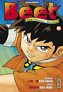 Beet the Vandel Buster Edition simple Tome 11