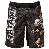 Tatami Denker Affe Shorts, Black, M