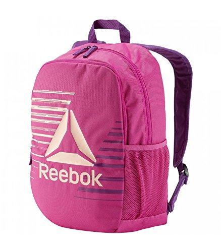 Reebok Kids Foundation Backpack Rucksack, Unisex Kinder Einheitsgröße Rosa (chapnk) (Kinder Rucksack Reebok)