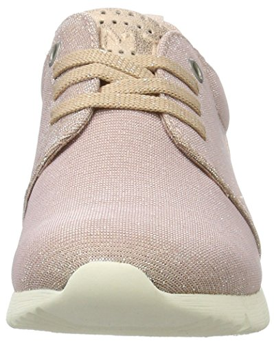 Marco Tozzi M盲dchen 43201 Low-Top Pink (Rose Metallic 952)