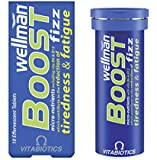 Vitabiotics Wellman Boost Apple and Pear Effervescent Tablets - Pack of 10 Tablets