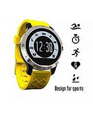 Bluetooth Smart Watch Fitness Tracker uhr sport Uhr,Blutdruckmessgerät,Heart Rate Monitor,Schlafüberwachung,Schrittzähler,Walking Distance Wireless Smart Armband für IOS Android Handys
