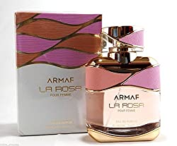 Armaf La Rosa Pour Femme Perfume For Woman 100 ML Made in France