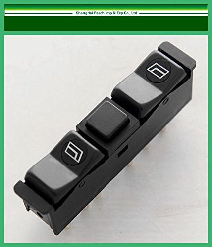 Price comparison product image Drop Shipping 100%Brand New Left Console Window Switch For Mercedes W123 W126 W201 190E 190D 500SEC 300D 0008208210