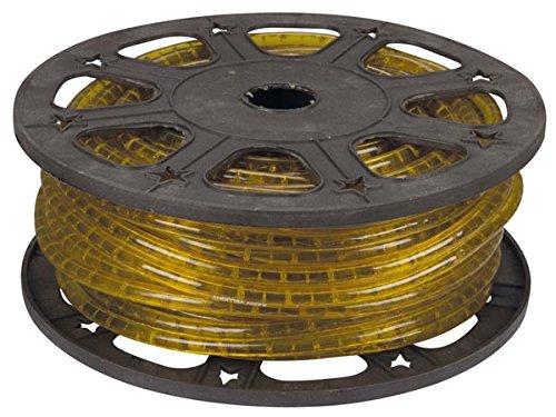 Vellight RL45Y Lichtschlauch, 45 m Länge x 13 mm Durchmesser, Gelb