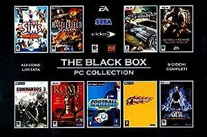 Black Box - Cofanetto 9 Giochi