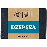 BEARDO Deep Sea Brick Soap, 125g