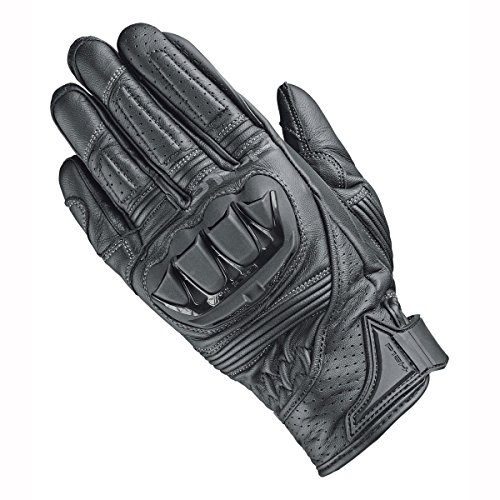 Preisvergleich Produktbild Held 2724Spot Motorrad Handschuhe–Schwarz UK-Verkäufer