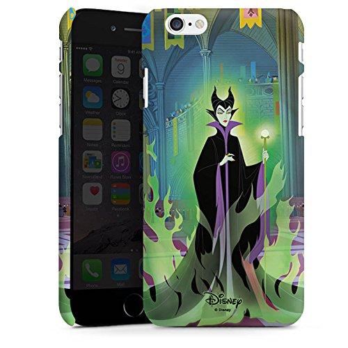 Apple iPhone X Silikon Hülle Case Schutzhülle Disney Dornröschen Merchandise Geschenk Premium Case matt