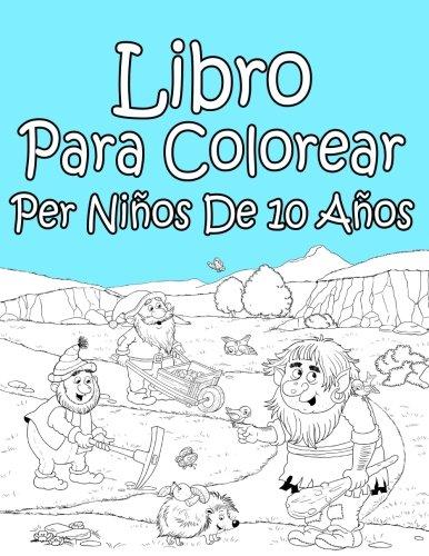 Descargar PDF Libro Para Colorear Per Niños De 10 Años por AP Libro ...