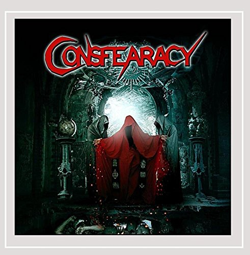 Consfearacy: Consfearacy (Audio CD)