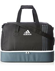 2e2fe8ae8a Adidas TIRO TB BC M Borsa Sportiva Unisex - Adulto, Multicolore  (Negro/Grigio