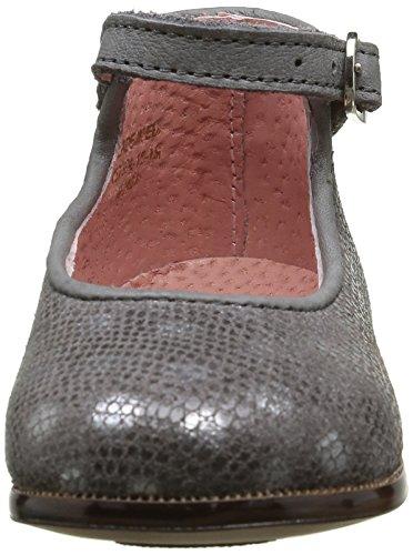 Aster Odesie, Chaussures Marche Bébé Fille Gris