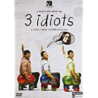 Ecommbuzz 3 Idiots, movie DVD