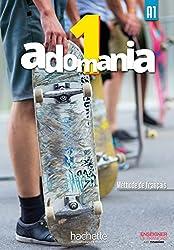 Adomania: Livre de l'eleve 1 + CD-Rom
