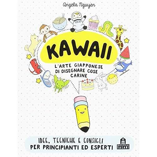 dia del libro kawaii Kawaii per tutti. Larte giapponese di disegnare cose carine. Ediz. a colori