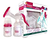 #8: Baby Dreams MBD Manual Breast Pump (Pink)