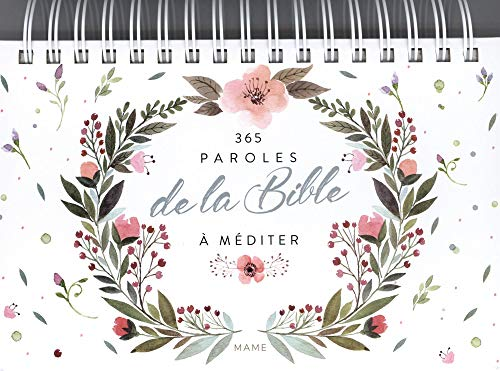 365 paroles de la Bible à méditer