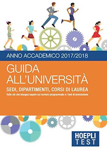 Guida all'Università. Anno Accademico 2017/2018