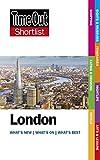 Shortlist London 10th edition (Time Out Shortlist) [Idioma Inglés]