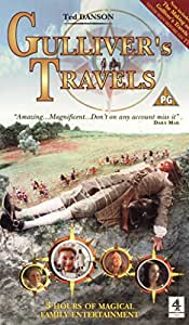 Gulliver's Travels [VHS] [Import allemand]
