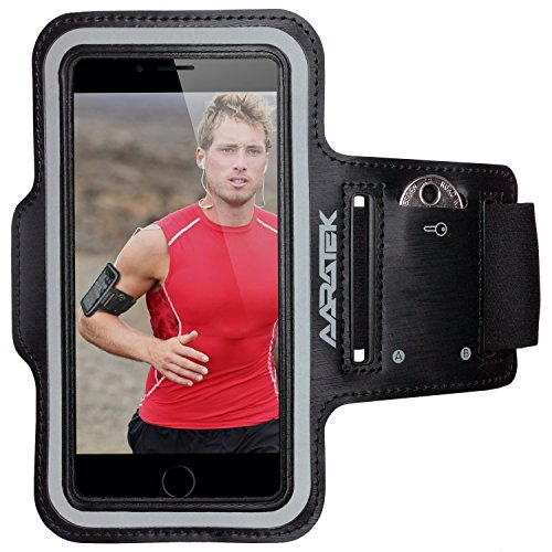 aaratek-pro-sport-armband-for-iphone-66s-galaxy-s6s5s4-ipods-black-rated-1-best-for-running-workouts