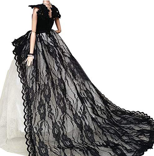 OurKosmos Splendida partito Handmade abito Vestiti & abiti da sposa accessori bambola Doll 1PCS