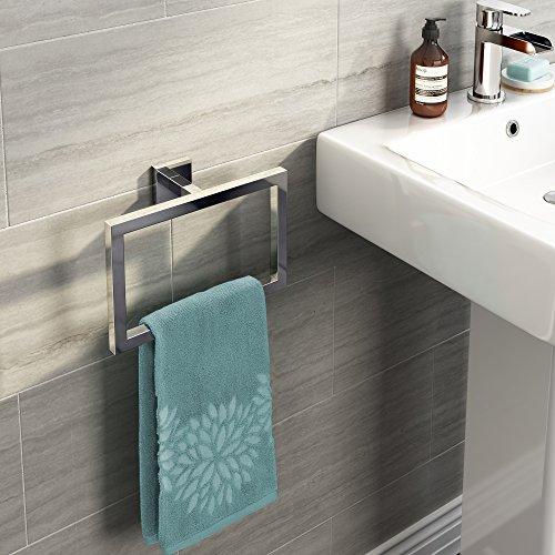 Porta Asciugamani Per Bagno.Soak Accessorio Bagno Porta Asciugamani Con Montaggio A Muro Design