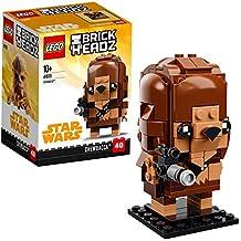BrickHeadz Chewbacca, juego de construcción (LEGO 41609)